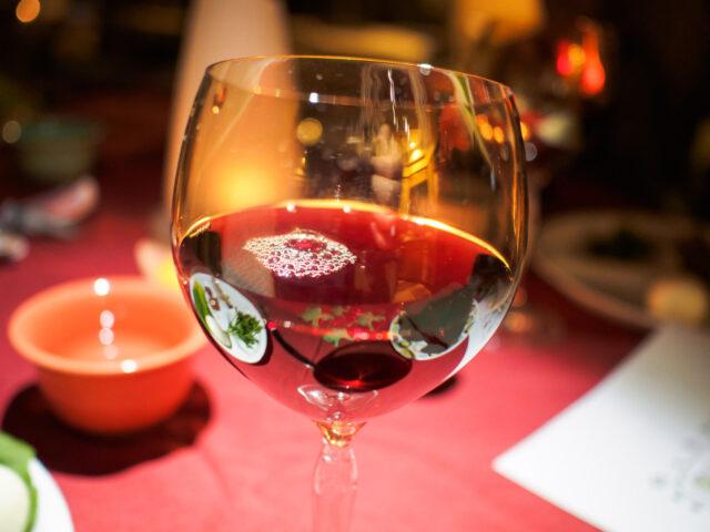 an impromptu Passover Seder