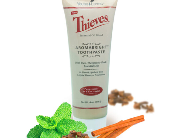 review:New Thieves AromaBright Toothpaste