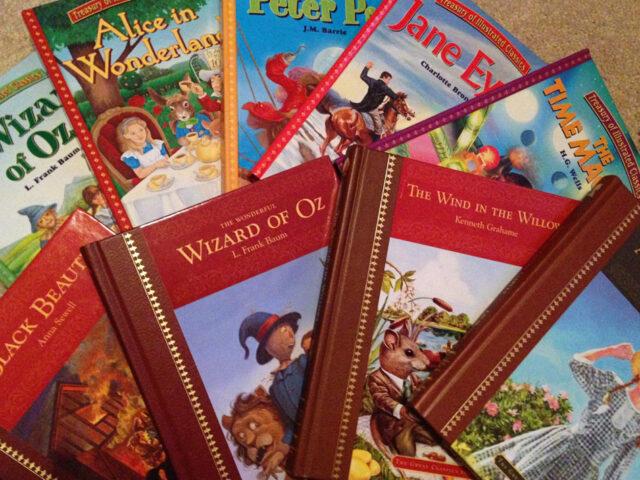 classic book list & literature guides