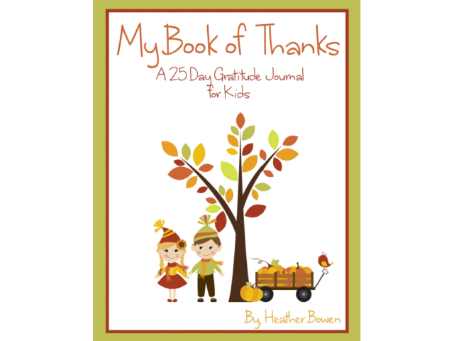 review: My Book of Thanks